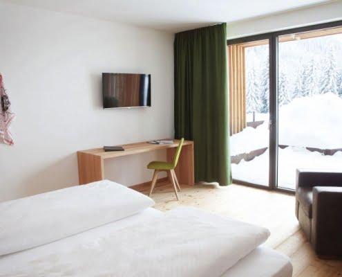 Hotel Cristal Obereggen Zimmer