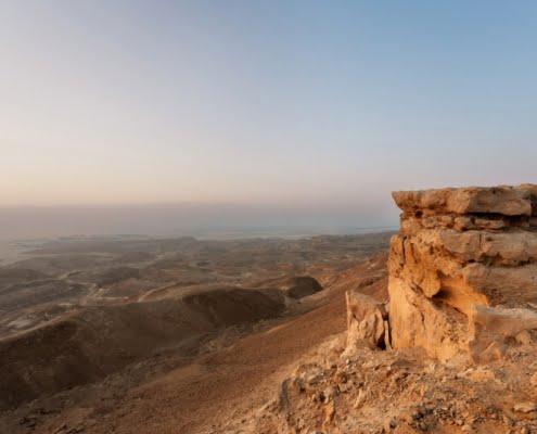 Six Senses Shaharut Landschaft