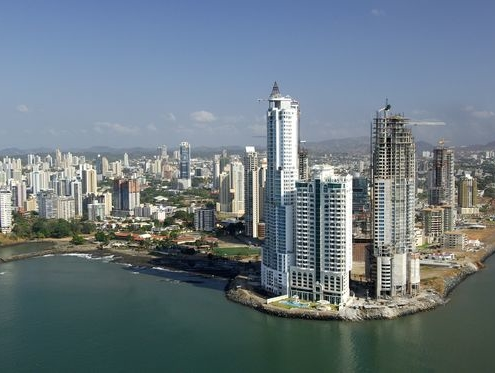 Kolumbien Bucht