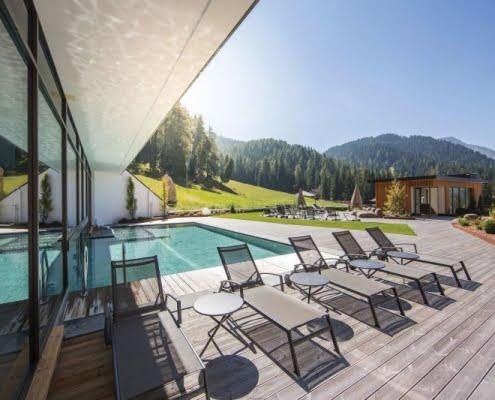 Hotel Cristal Obereggen Pool