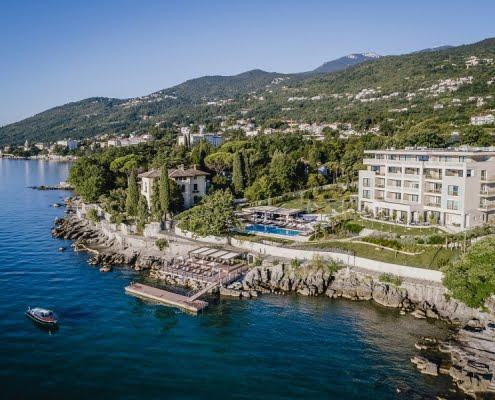 Hotel Ikador Ansicht