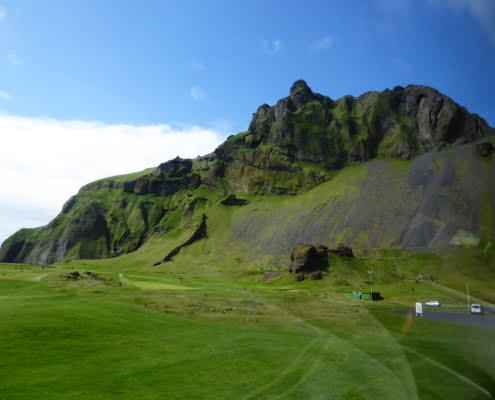 Rundreise Island im Sommer Landschaft