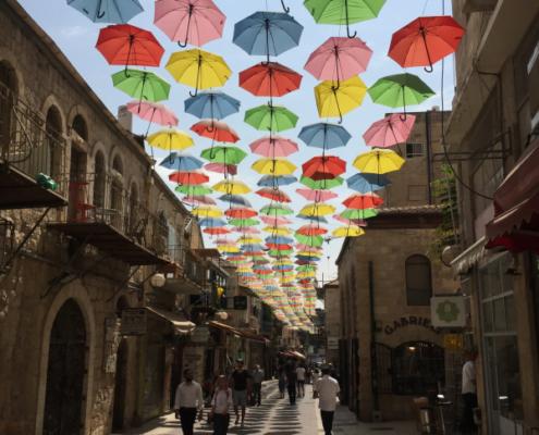 ferntouristik unterwegs in Israel